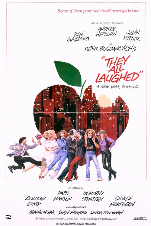 They All Laughed - Movie Poster