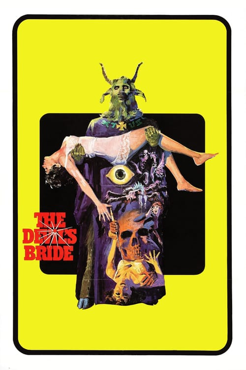 The Devil Rides Out - Movie Poster