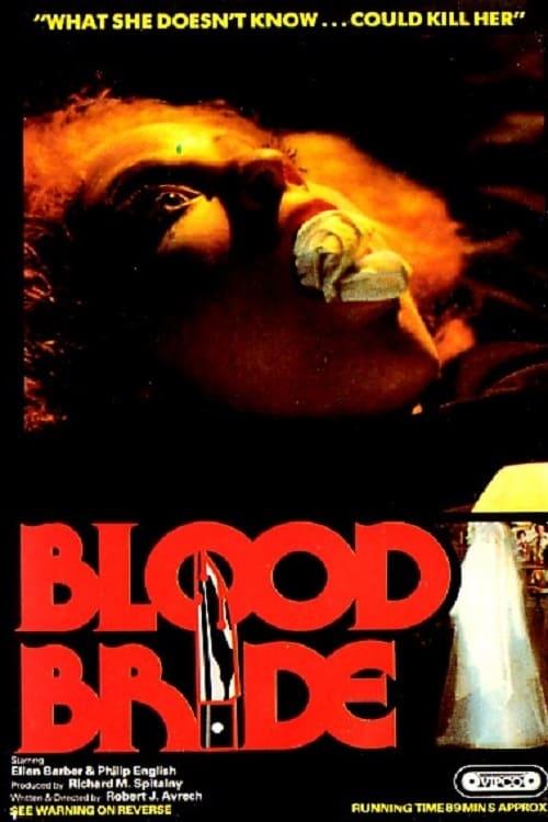 Blood Bride - Movie Poster