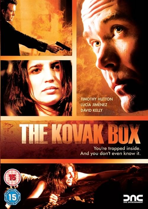 The Kovak Box - Movie Poster