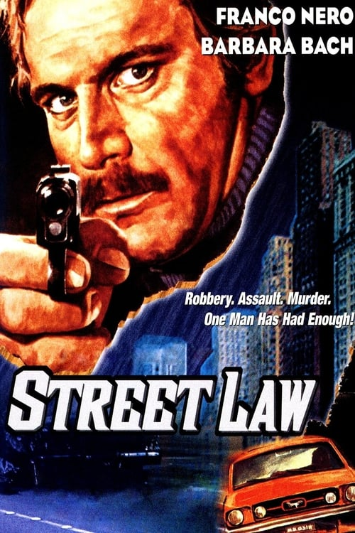 Street Law - Movie Poster