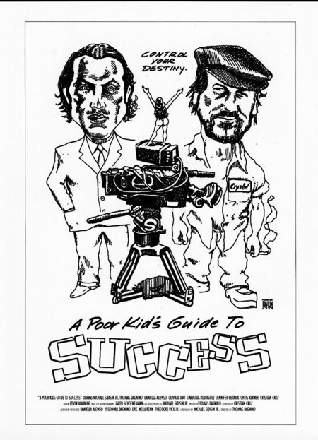 A Poor Kid's Guide to Success - Movie Poster