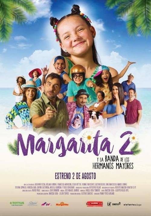 Margarita 2 - Movie Poster