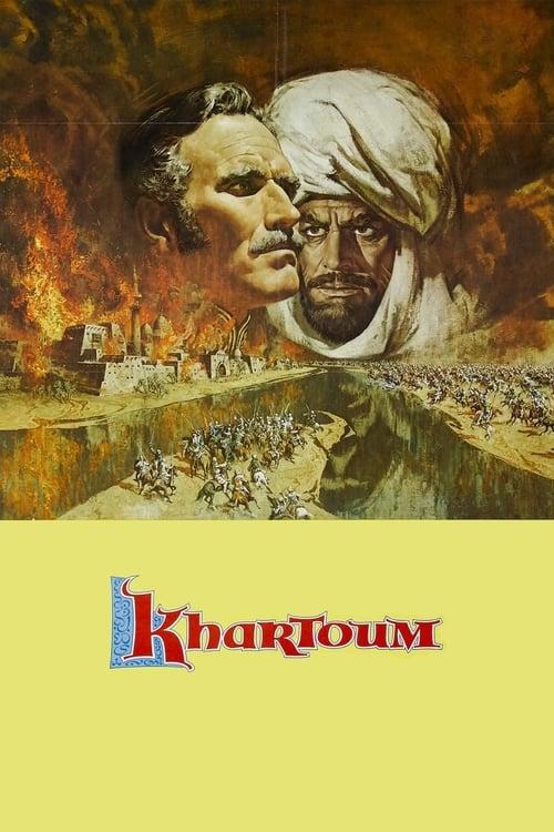 Khartoum - Movie Poster