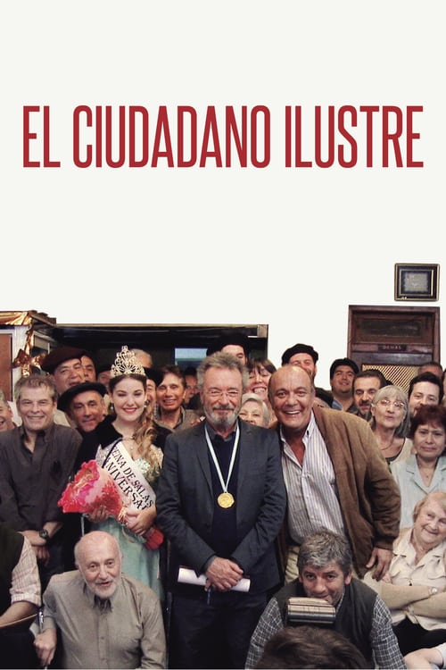 The Distinguished Citizen - Movie Poster