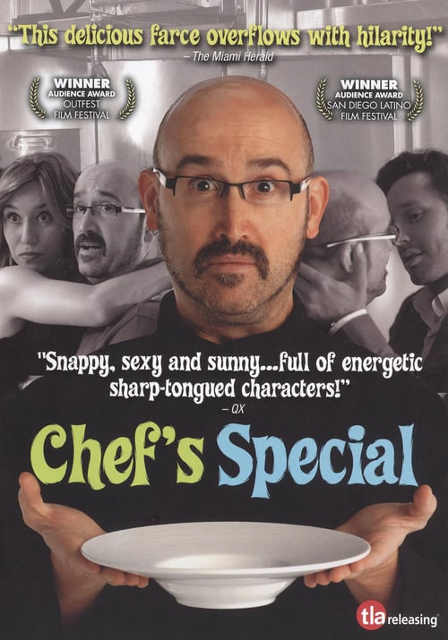 Chef's Special - Movie Poster
