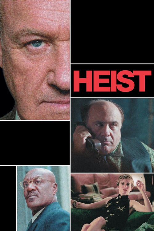 Heist - Movie Poster