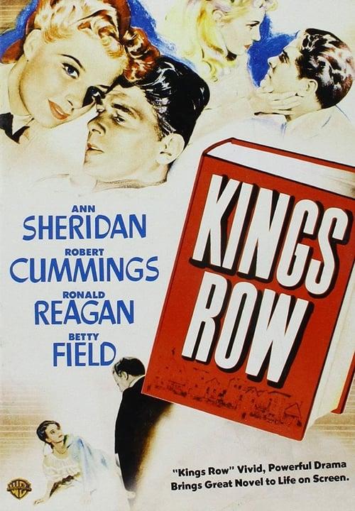 Kings Row - Movie Poster
