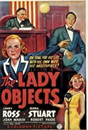 The Lady Objects - Movie Poster