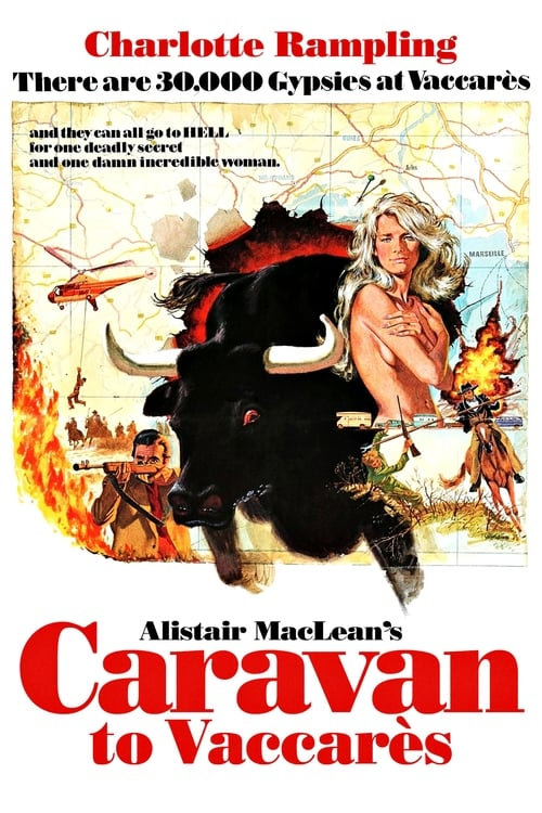 Caravan to Vaccarès - Movie Poster