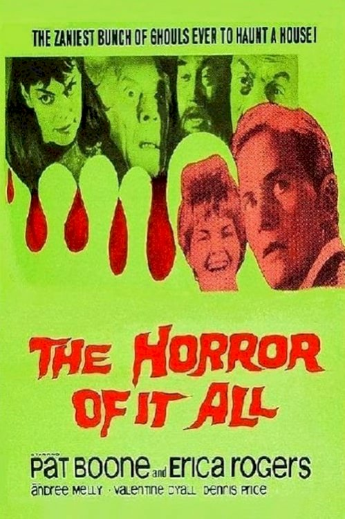 The Horror of It All - Movie Poster