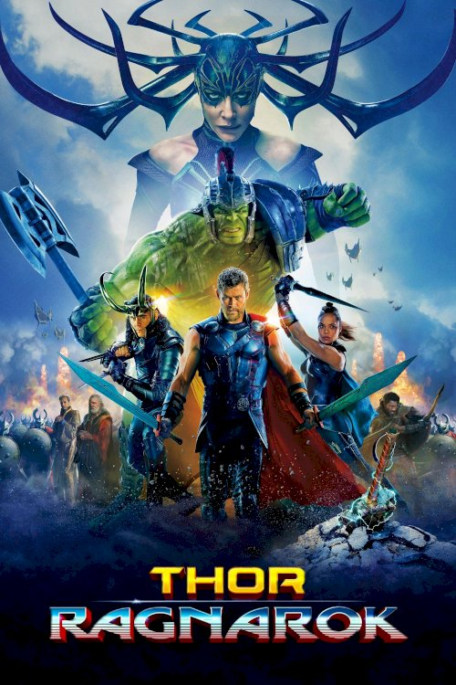 Thor: Ragnarok - Movie Poster