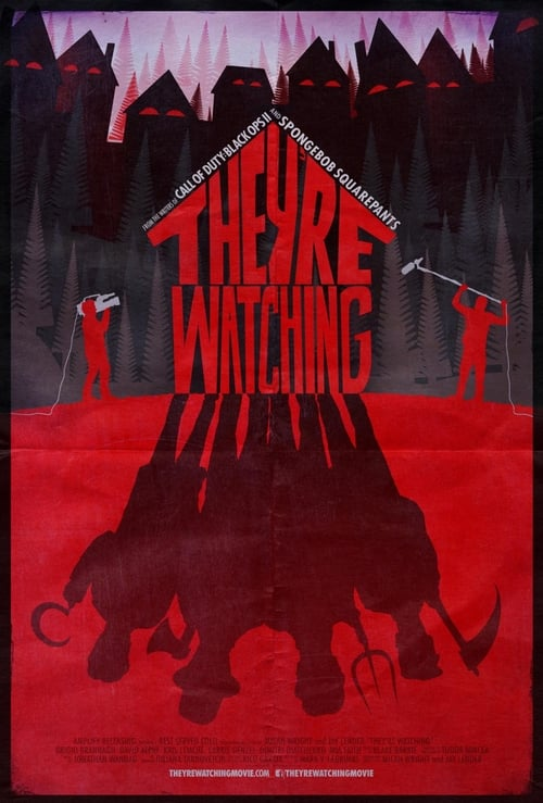 They're Watching - Movie Poster