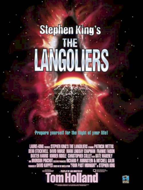 The Langoliers - Movie Poster