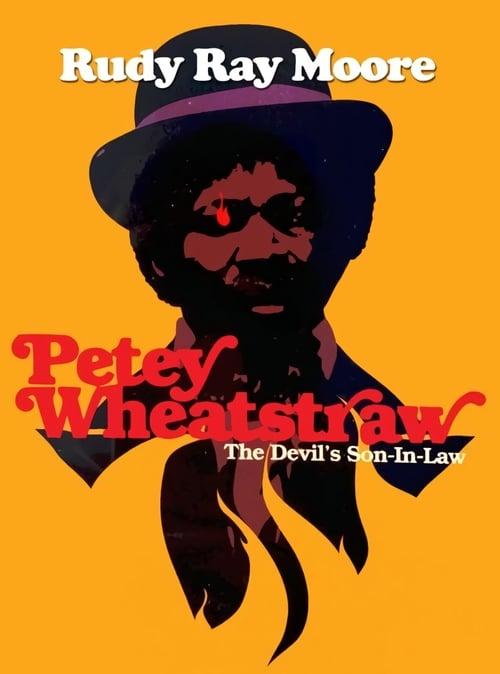 Petey Wheatstraw - Movie Poster