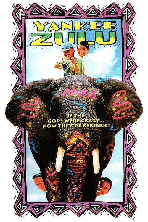 Yankee Zulu - Movie Poster