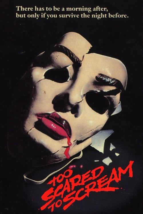Too Scared to Scream - Movie Poster