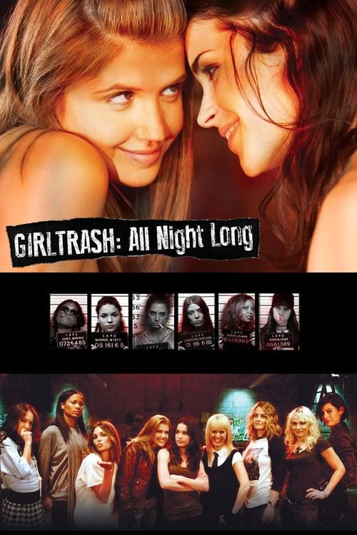 Girltrash: All Night Long - Movie Poster