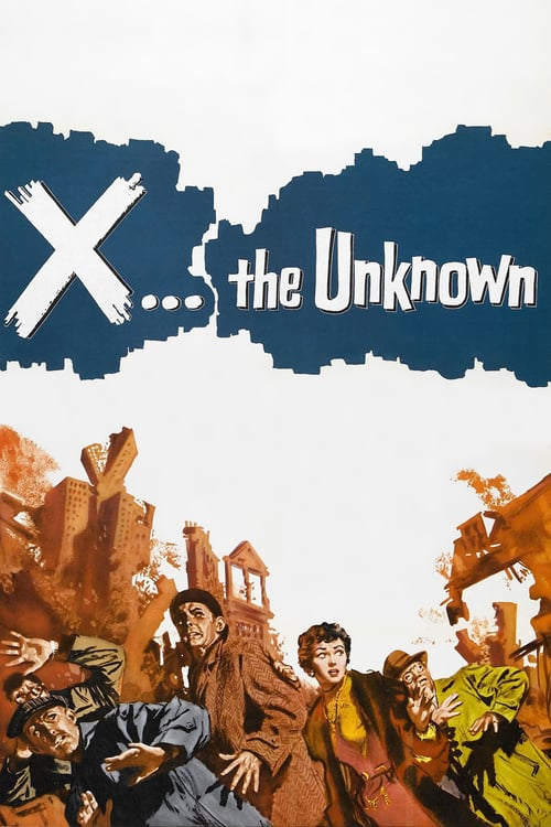 X: The Unknown - Movie Poster