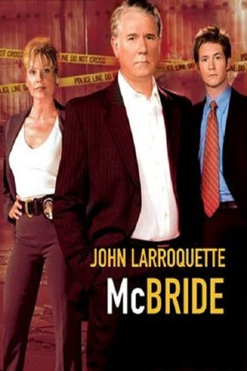 McBride: Murder Past Midnight - Movie Poster