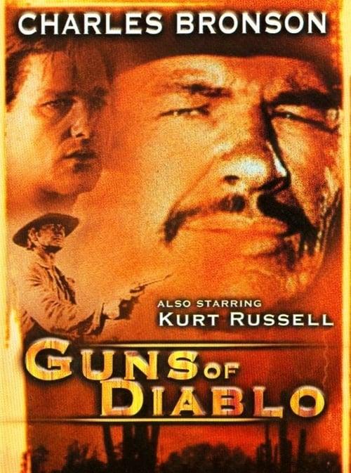 Guns of Diablo - Movie Poster