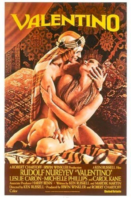 Valentino - Movie Poster