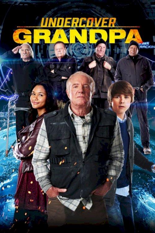 Undercover Grandpa - Movie Poster