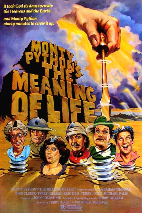The Meaning of Life - Movie Poster