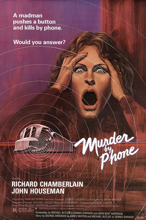 Murder by Phone - Movie Poster