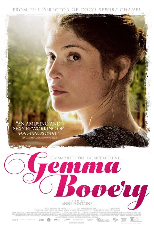 Gemma Bovery - Movie Poster