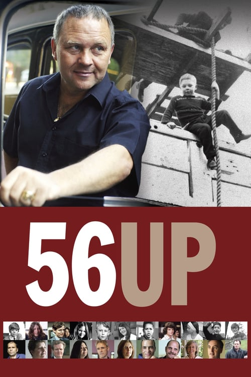 56 Up - Movie Poster