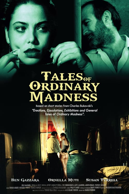 Tales of Ordinary Madness - Movie Poster