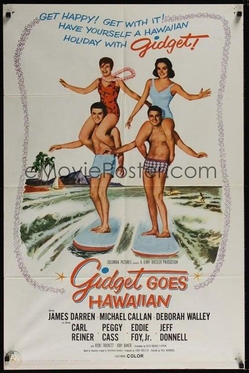Gidget Goes Hawaiian - Movie Poster
