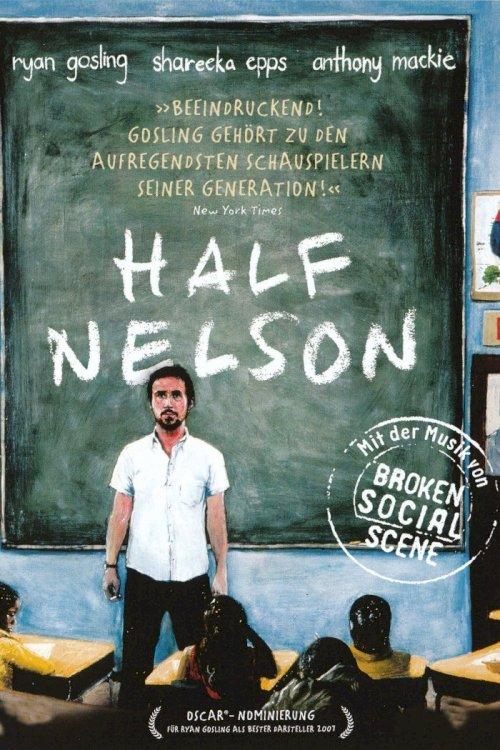 Half Nelson - Movie Poster