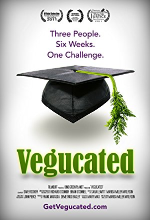 Vegucated - Movie Poster