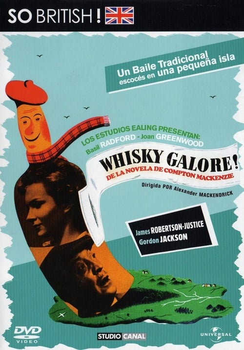 Whisky Galore! - Movie Poster