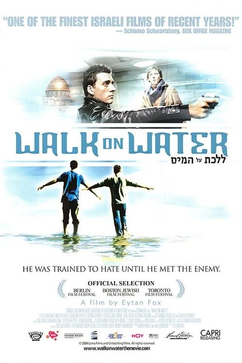 Walk on Water - Movie Poster