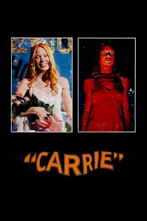 Carrie - Movie Poster