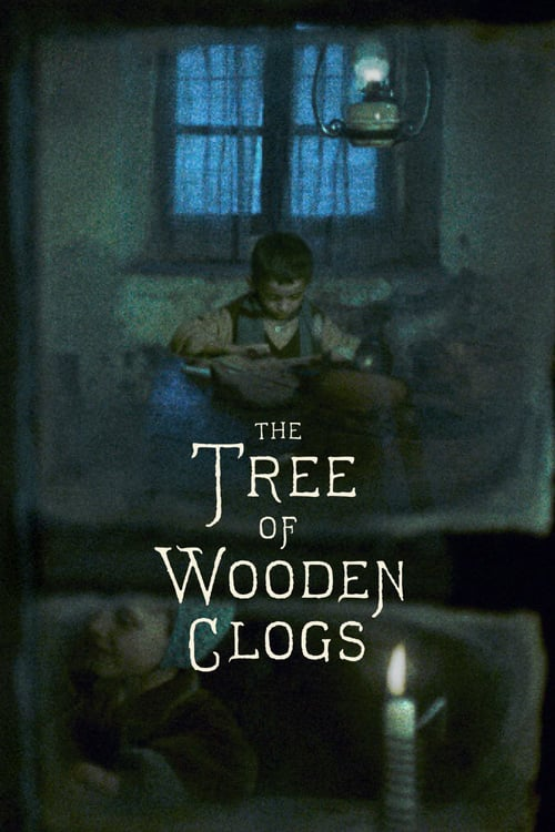 The Tree of Wooden Clogs - Movie Poster