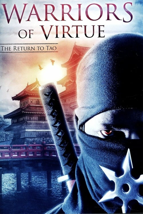 Warriors of Virtue: The Return to Tao - Movie Poster