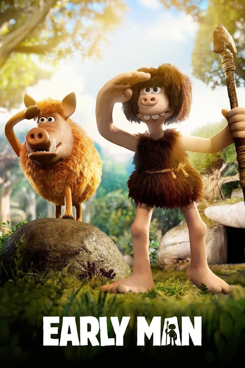 Early Man - Movie Poster