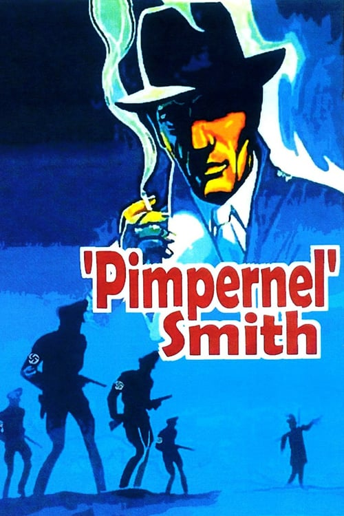 'Pimpernel' Smith - Movie Poster
