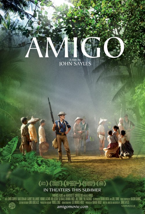 Amigo - Movie Poster