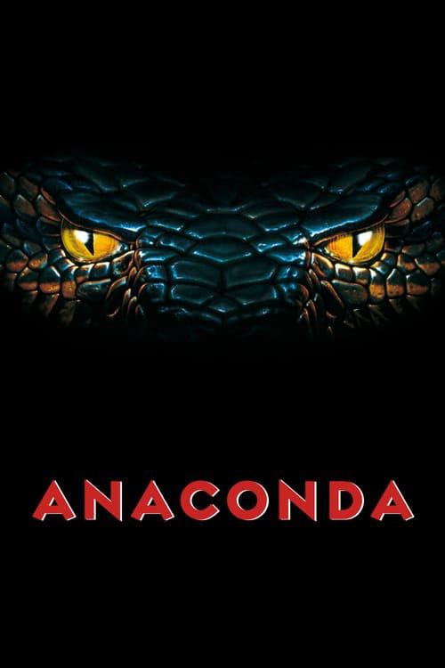 Anaconda - Movie Poster