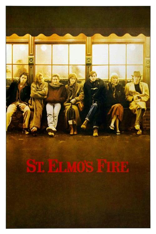 St. Elmo's Fire - Movie Poster