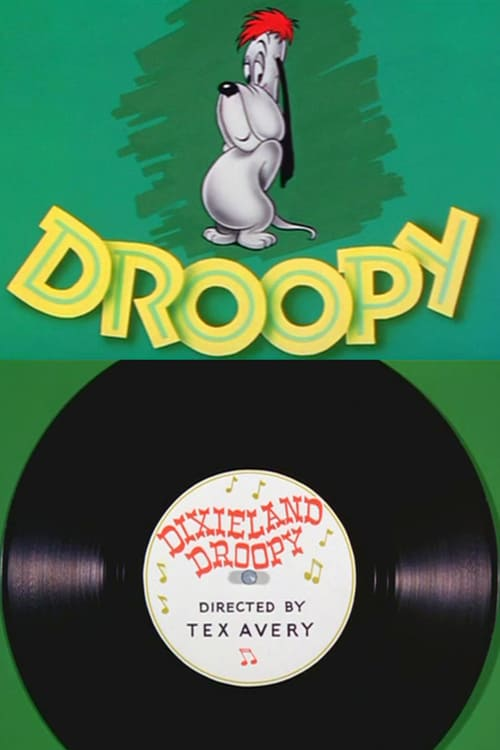 Dixieland Droopy - Movie Poster