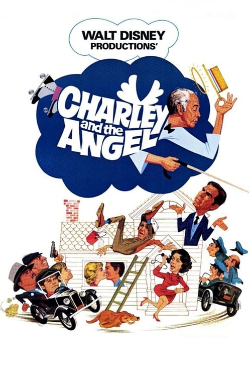 Charley and the Angel - Movie Poster