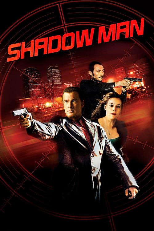 Shadow Man - Movie Poster