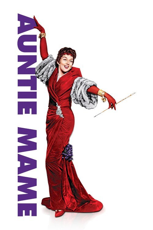 Auntie Mame - Movie Poster