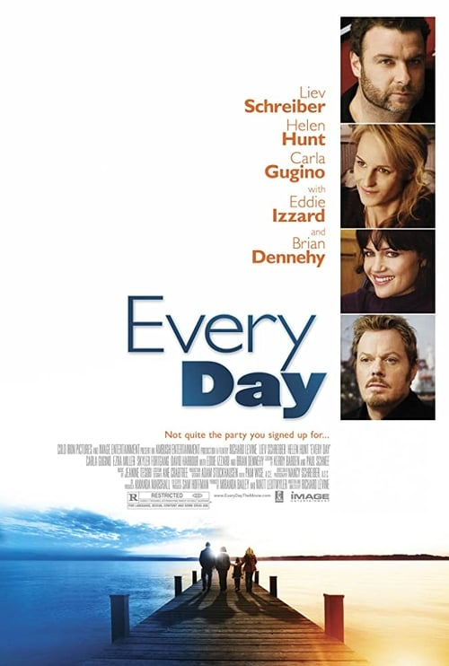 Every Day - Movie Poster